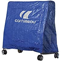 Cornilleau 201800 Cubierta de Mesa, Unisex Adulto, Azul, Talla Única