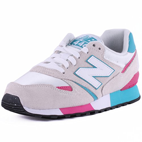 new-balance-446-womens-suede-synthetic-trainers-white-red-415-eu