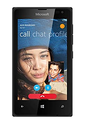 Microsoft Lumia 435 UK SIM-Free Unlocked Windows Smartphone - Parent