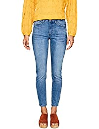 ESPRIT Damen Skinny Jeans 077ee1b017