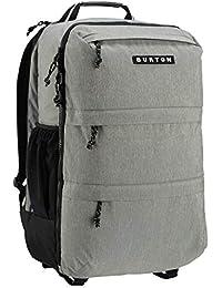 Burton Traverse Pack Bolsa de Viaje 52 cm, 35 litros, Gris Heather