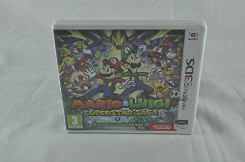 Games - Mario & Luigi - Superstar saga (1 GAMES)
