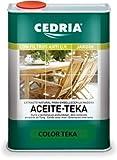 Aceite Teka Cedria Color Teka 750 ml