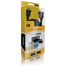 ABC Products® Nikon Mini C Cavo HD HDMI per la