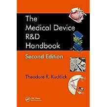 The Medical Device R&D Handbook