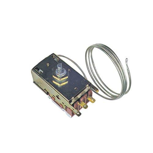 Kühlschrank Verdampfer (Thermostat K59-H1346 Ranco Kühlthermostat für 3-Sterne-Kühlschränke mit eingeschäumten Verdampfer, mit automatischer Abtauung)