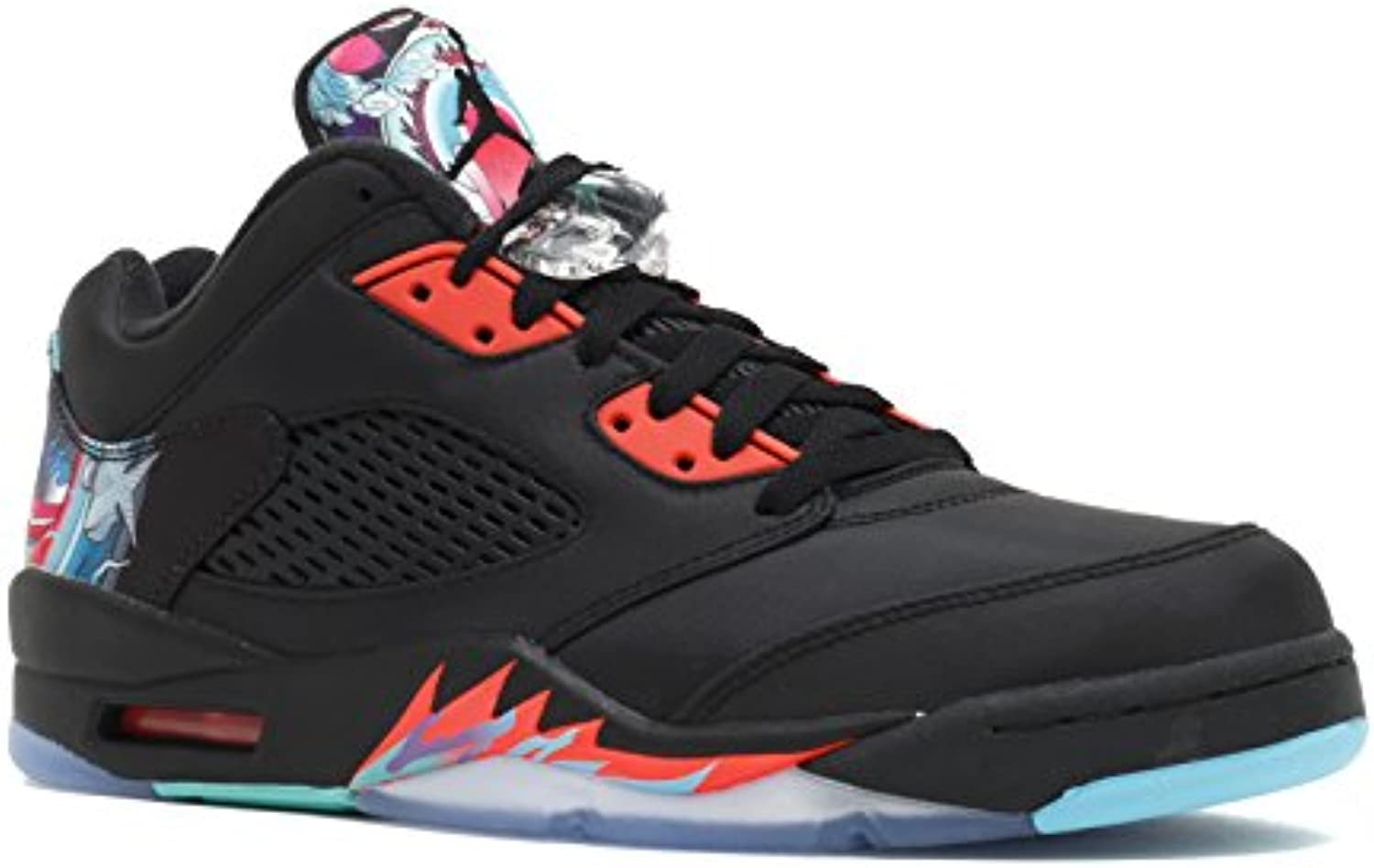 AIR JORDAN 5 RETRO LOW CNY 'CHINESE NEW YEAR' - 840475-060