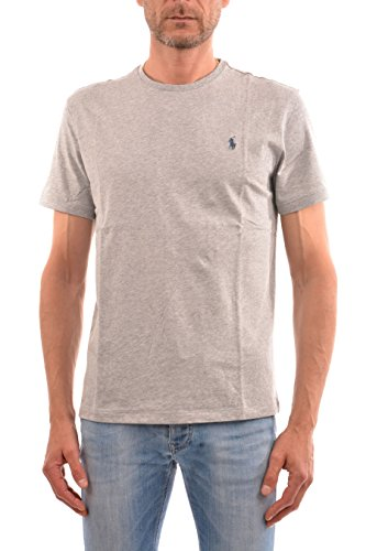RALPH LAUREN T-Shirt HERREN TEE SHIRT CLASSIC FIT RLNM1000 xl grau - Ralph Classic-fit Shirt, Lauren