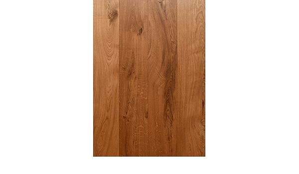 150 Rustic Oak Natural Oiled Parkett Eiche Rustikal Landhausdiele 1-Stab natur-ge/ölt mit Fase