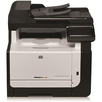 HP Color LaserJet Pro CM1415fn - Multifunktionsgerät (Faxgerät/Kopierer/Drucker/Scanner)