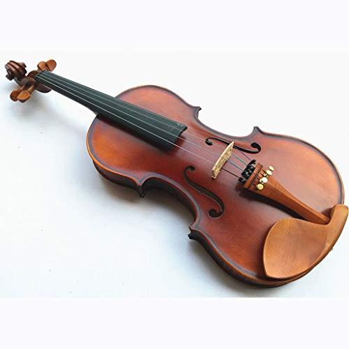 Anfänger Mit Antiken Massivholz Handgefertigte Violine ( Size : 1/2 ) - Handgefertigte Massivholz