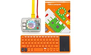 Kano Computer Kit – Make a computer. Learn to code. Play.