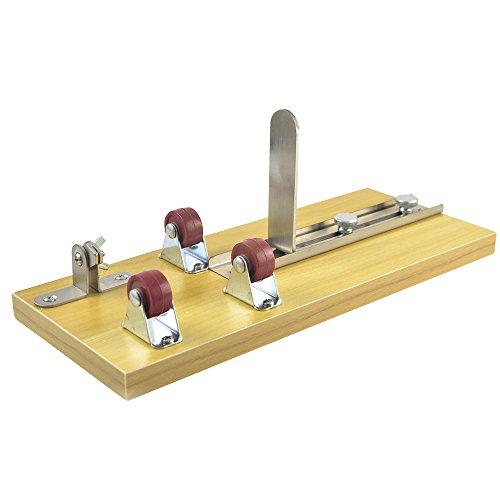 KYZZ-Ajuste de madera de bricolaje botella de tamaño completo kit de cortador de diamante kit de botellas de cerveza de vino herramienta de la máquina de corte