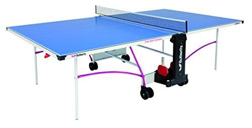 Butterfly Sunflex 85163 Tischtennis-Platte Timo Boll Outdoor Table wetterfest -