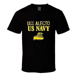 USS Alecto US Navy Ship Crew Boat T Shirt
