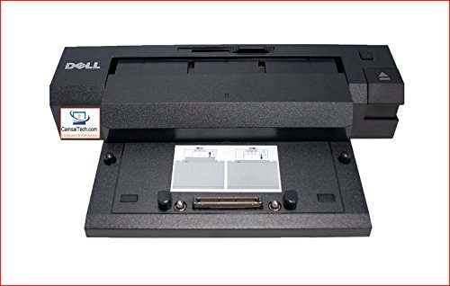 Dell E-Port Plus Advanced Replicator Docking Station, Dell Model PR02 X K09 A, for Latitude E4200, E4300, E4310, E5400, E5410, E5420, E5500, E5510, E5520, E6220, E6320, E6400, E6410, E6420, E6400 ATG, E6400 XFR, E6410 ATG, E6500, E6510, E6520, Precision M2400, M4400, M4500, M4600, M6500, M6500, M6600, Dell P/Ns: CY640, VM8 F7 HJVX1, [Import UK-]