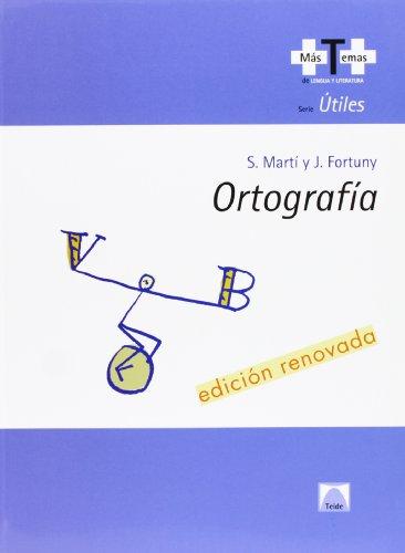 Ortografía +T+ (ed. renovada) - 9788430745906