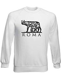 Amazon Amazon roma it Abbigliamento felpe roma Amazon Abbigliamento it it felpe felpe F0Hq0