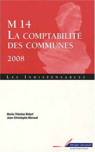M 14 : La comptabilité des communes