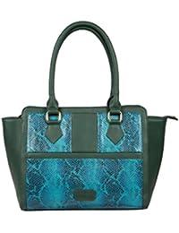 Lomond LM64 Tote Bag (Pine Green/Turtle Green)