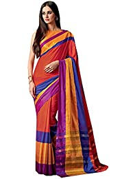 Srp Fashion Selection Cotton Silk Saree (Srp_Arohi Multi_Multi-Coloured)
