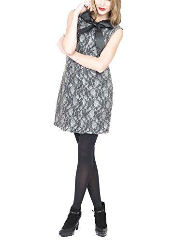 amarillolimon - Robe - Femme Noir