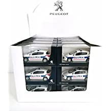 Peugeot Display of 24 Cars 308 Display of 24 Cars National French Police: Offer for