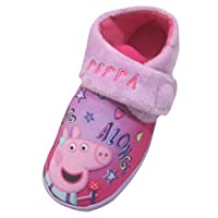 WLamb Peppa Pig Sing Along Girls Slippers