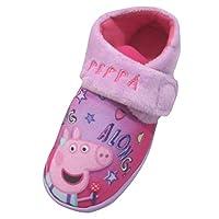 WLamb Peppa Pig Sing Along Girls Slippers Infants , Multi, 9 UK Child