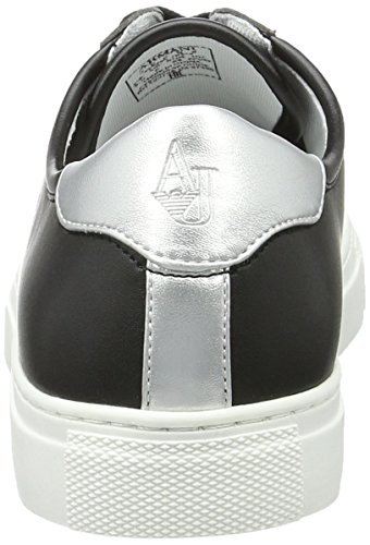 Armani Jeans Damen 9252207p610 Sneakers Mehrfarbig (Nero)