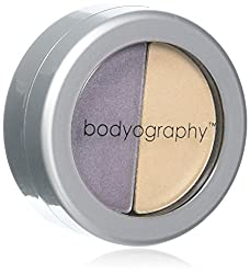 Show Girl : Bodyography Duo Expressions Eye Shadow, Show Girl, 0.14 Ounce