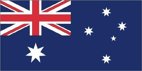 Annin Flagmakers Nylon SolarGuard NYL-Glo Flagge Australien 3x5' Nicht zutreffend - Nyl Banner