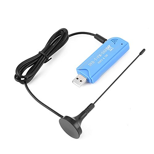 SunnydayDE USB 2.0 Software Radio DVB-T RTL2832U + R820T2 SDR Digital-TV Empfänger Stick