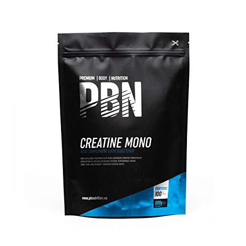 PBN Creatine Monohydrat, 500g-Beutel