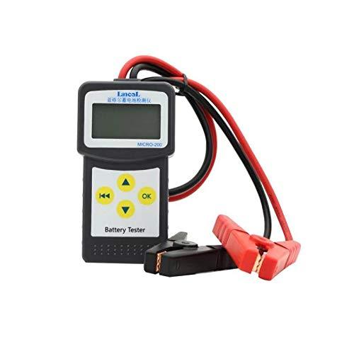 DOS 12 V Autobatterie-Tester, Auto-Batterie-Analysator, 100-2000 CCA Analysator, direkt erkennen schlechte Zellen, Batterie-Gesundheitskontrolle