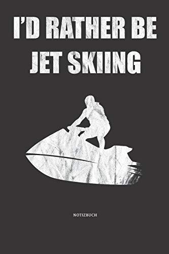 Notizbuch: Jet Ski Mandala Notizbuch / Tagebuch / Journal mit 120 leeren Linierte Seiten Große Frauen, Mädchen, Mann, familie -