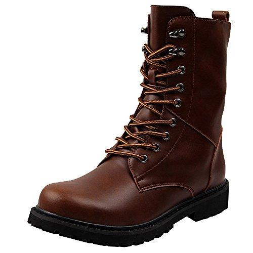 Joansam - zapatilla baja hombre , color rojo, talla 40 EU
