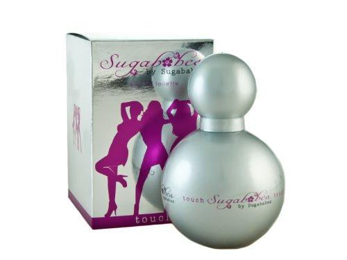 Sugarbabes, Touch, Eau de Toilette da donna, Argento, 100 ml
