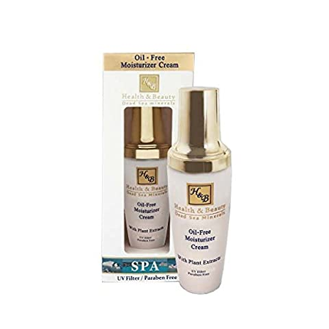 Health & Beauty Oil Free Moisturizing Facial Cream, 50 ml