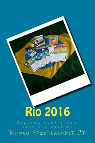 Rio 2016: Sharing that I saw, live and like it