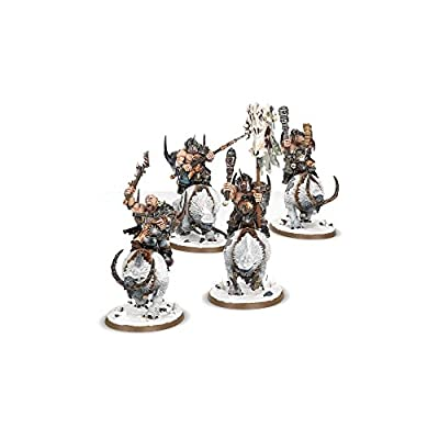 Mournfang Pack 95-14 - Beastclaw Raiders - Warhammer Age of Sigmar