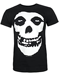 Official Misfits Fiend Logo Men's T-Shirt