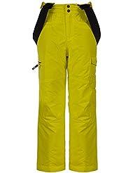 Dare 2b Kid 's FREESTAND–Pantalones para la nieve, Unisex, color amarillo, tamaño 128