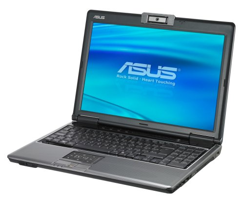 Asus X57VN-AP043C 39,1 cm (15,4 Zoll) WXGA Laptop (Intel Core 2 Duo T9400 2,5GHz, 4GB RAM, 320GB HDD, Nvidia GeForce 9650M GT, DVD+- DL RW, Windows Vista Home Premium) 320 Gb 15.4 Dvd