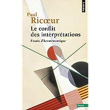 Le Conflit des interprétations - Essais d'herméneutique (1)
