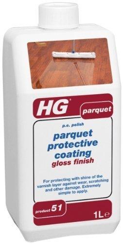 HG - Abrillantador de parquet (PE, 1 L.)