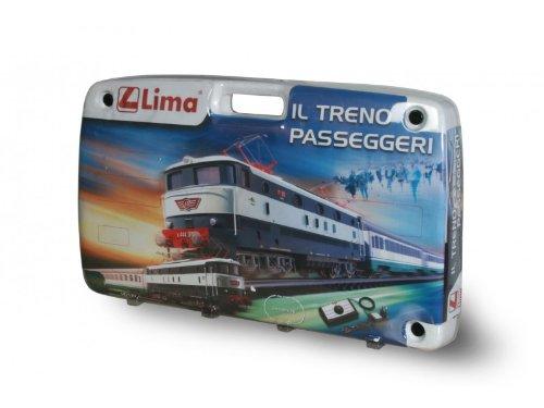 Lima hl1034 - treno passeggeri con e 444