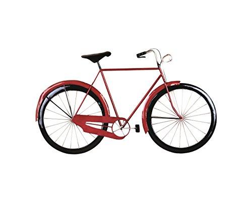 Premier decorations ba141221 70 x 40 cm bicycle wall art for 70 bike decoration