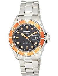 Invicta 22022 Pro Diver Reloj para Hombre acero inoxidable Cuarzo Esfera negro