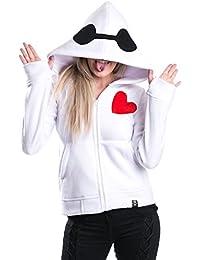 Disney - Sudadera con capucha - Manga Larga - para mujer